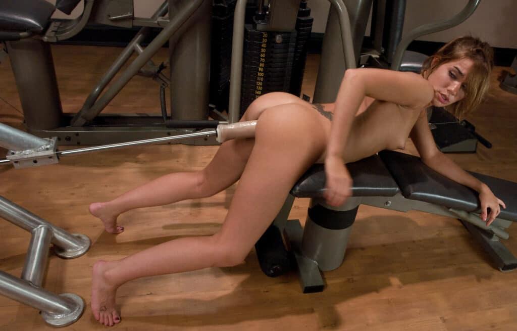 anal fucking machine ass